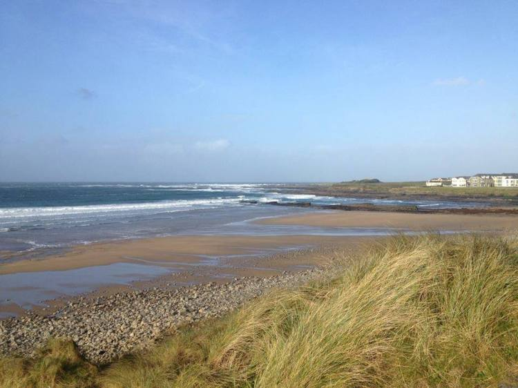Spanish Point. Image Gillian Dunphy