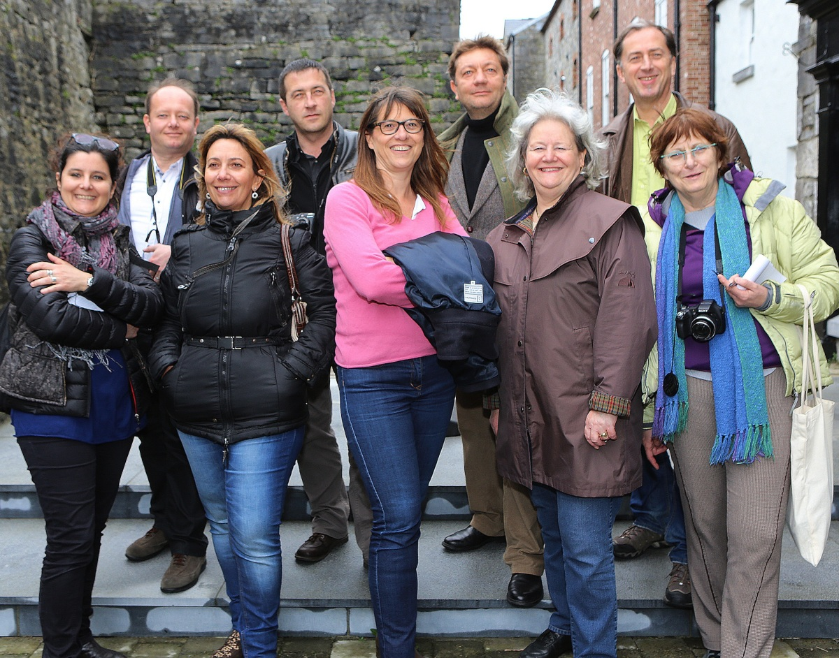 French travel writers on fact-finding trip to Clare