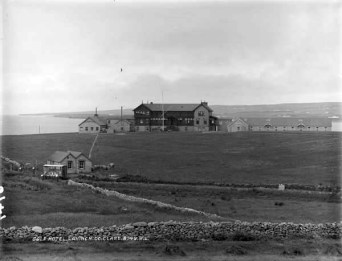 Golf Hotel, Lahinch, Co Clare