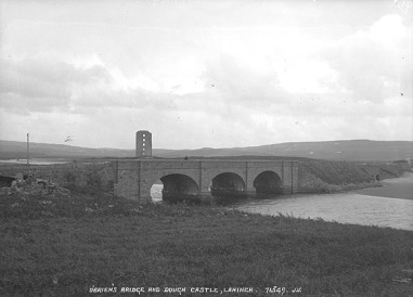 O'Brien's Bridge and Dough Castle