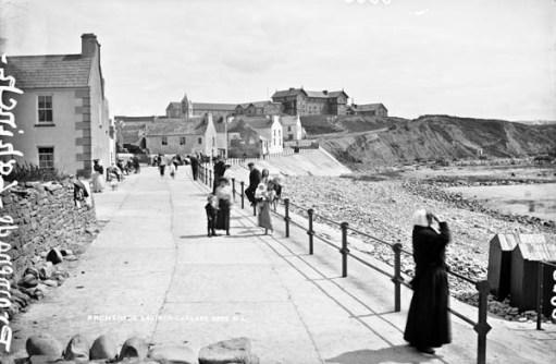 Promenade, Lahinch, Clare