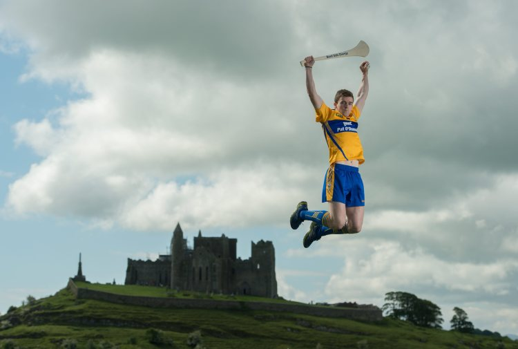 Tony Kelly was in flying form earlier today.  Picture credit: Diarmuid Greene / SPORTSFILE