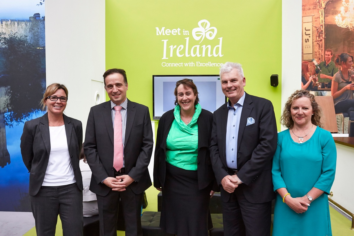 Dromoland joins Tourism Ireland in Germany
