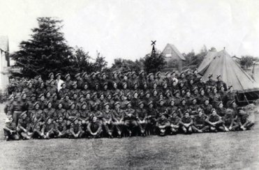 8th Ballation of the Royal Scots, 1944