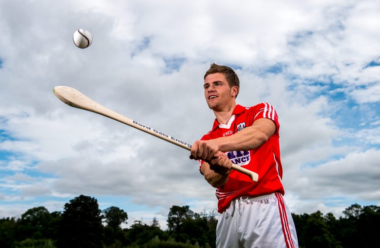Alan Cadogan is named at corner-forward in the Cork team. Picture credit: Diarmuid Greene (SPORTSFILE)