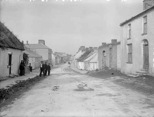 OLD IMAGES OF CLARE – Clarecastle, 1899 | The Clare Herald