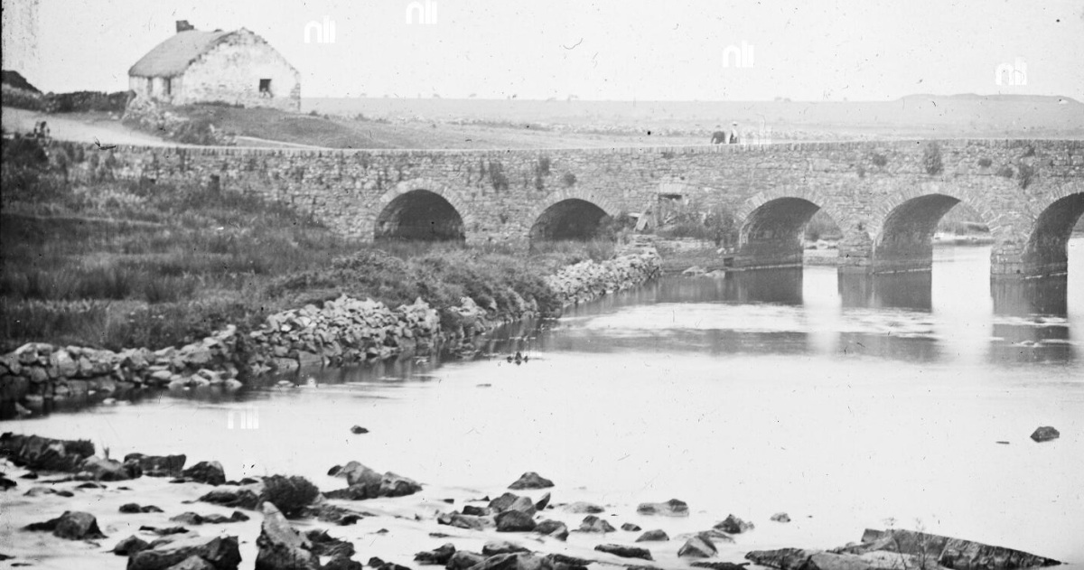OLD IMAGES OF CLARE - Doonbeg, 1897