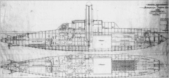 HMS Holland I
