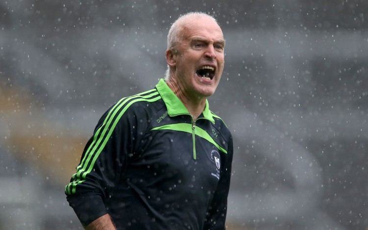 Colm Honan is now in his second year as Clare Camogie Manager. Picture - Ryan Byrne (INPHO)