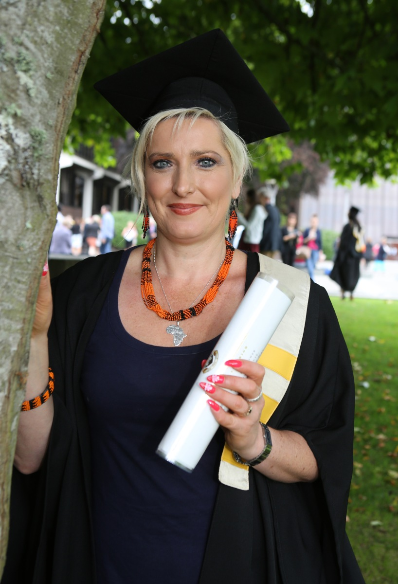GALLERY Clare students graduate from UL