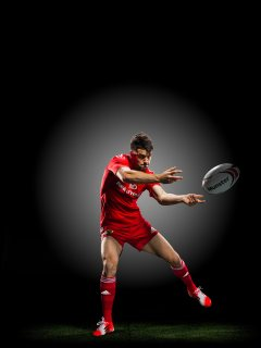 Conor Murray.  Issued by SPORTSFILE