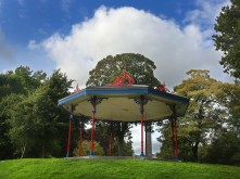 The Band Stand, Peoples Park, Limerick