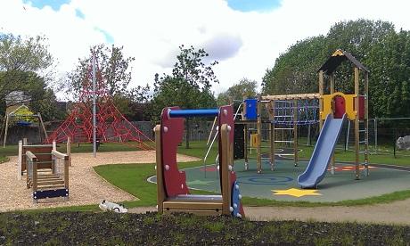 Clarecastle playground