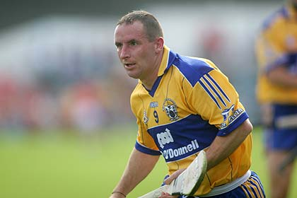 Former Clare Hurler, Colin Lynch has been announced as Newmarket on Fergus Senior Hurling Manager