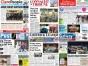 Regional Newspaper Front Pages – 27 Nov2014