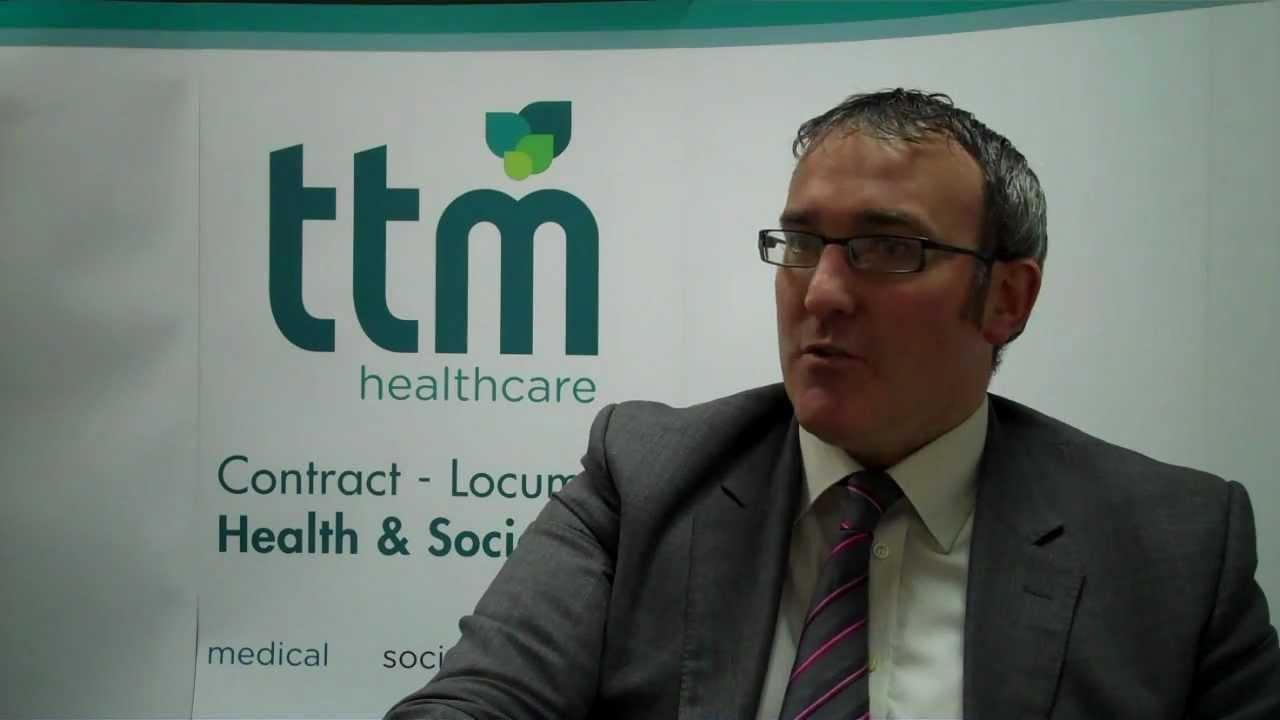 TTM CEO Brian Crowley