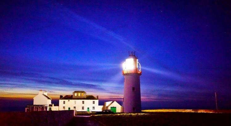 Loop Head Lighthouse at dusk. Pic Niall Cosgrove Photography