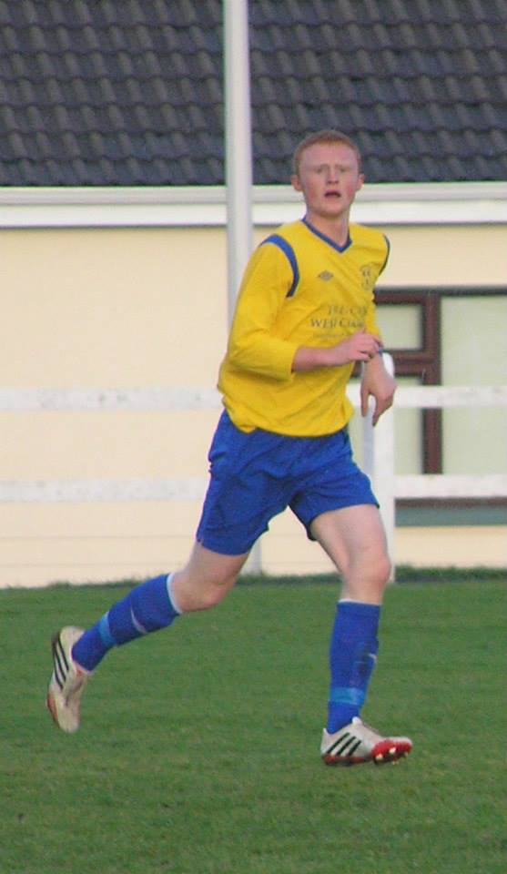 Alan Kelly is expected to play a big role for Clare. Courtesy Clare District Soccer League
