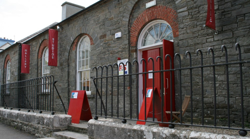 The Courthouse Gallery in Ennistymon