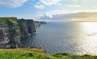 The Cliffs of Moher. Photo Anil Kingsley