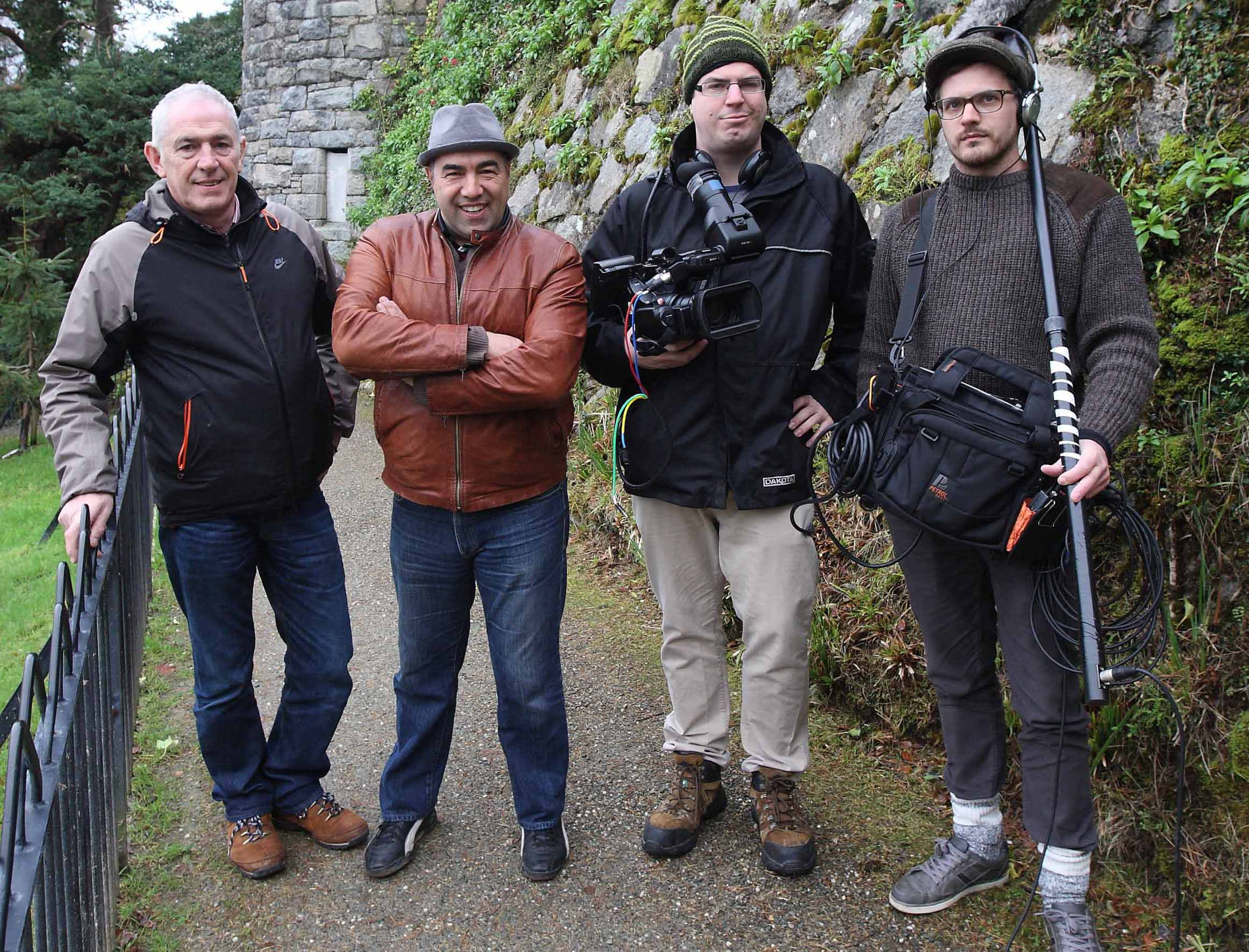 CANADIAN TV SHOW 'THE TRAVEL GUY' FILMS IN IRELAND