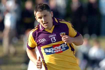 Ciaran Lyng returns to the Wexford team to face Clare.