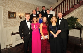 Eoin O Connell,Karen O Brien, Racheal, Cushen,Marie O Connell, Niall O Connell. Morgan O Brien, Aida Enright O Brien, Alan O Brien, Conor O Brien,David O Brien,Brian Burke.