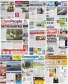 Regional Newspaper Front Pages – 29 Jan2015