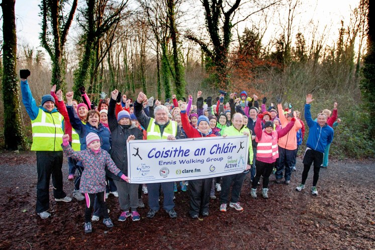 Clare Sports Partnership Coisithe an Chlair