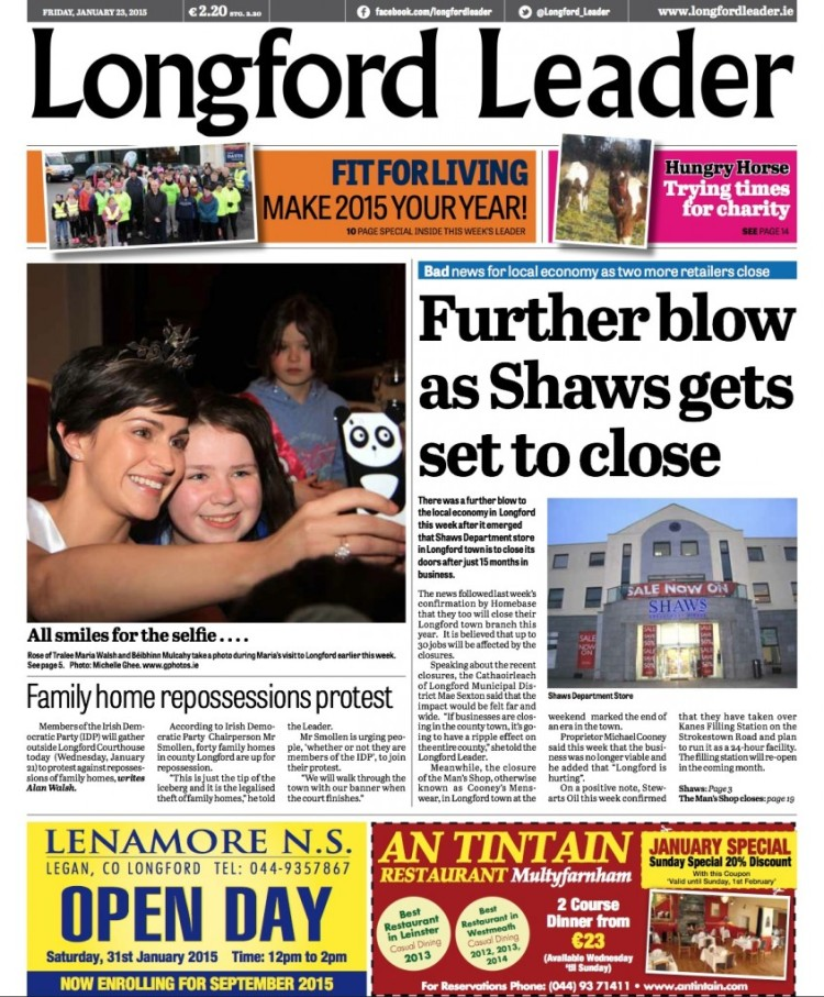 longford leader