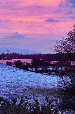 Lough Atedaun. Photo Clare By Nature
