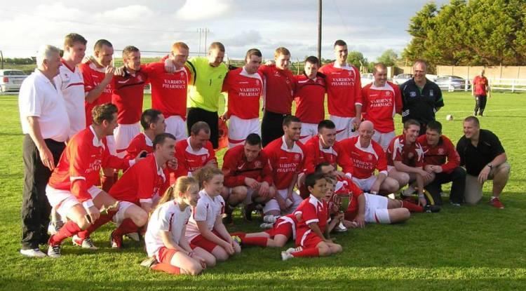 Newmarket Celtic A will be aiming to maintain their title as Clare Cup Champions. Courtesy Clare District Soccer League.
