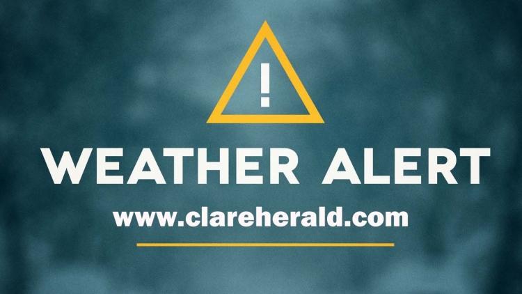 weatheralertclareherald