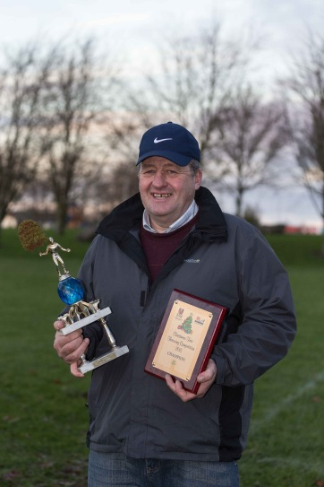Limerick man John O'Dea yesterday (Sunday, 4 January 2014) reclaimed the Irish Christmas Tree Throwing Championship title he last won in 2013 when he threw his Christmas tree a winning distance of 8.6 metres.