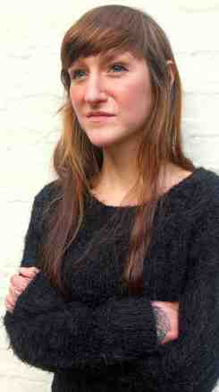 Writer Sara Baume