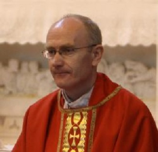 Newly appointed Administrator of the Killaloe Diocese, Fr. Des Hillery