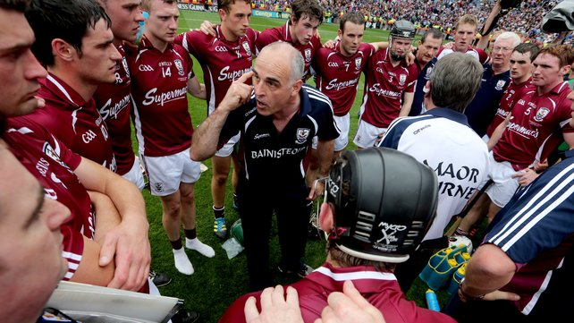 The Galway team for Sunday's NHL opener with Clare has been named. Pic courtesy www.rte.ie