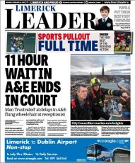 Limerick Leader taboid