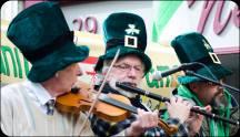 Ennis St. Patrick's Day Parade. Pic Ruairi Mythen https://www.facebook.com/ruairi.mythen