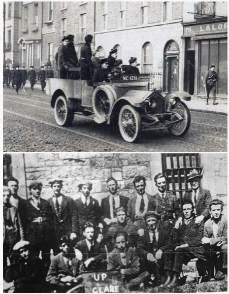 BLACK AND TANS - IRA