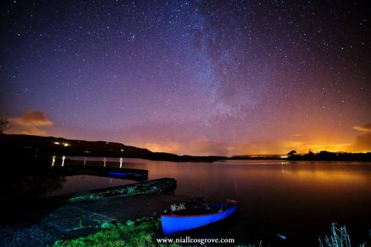 Inchiquin Lake near Corofin, County Clare. Photo Niall Cosgrove