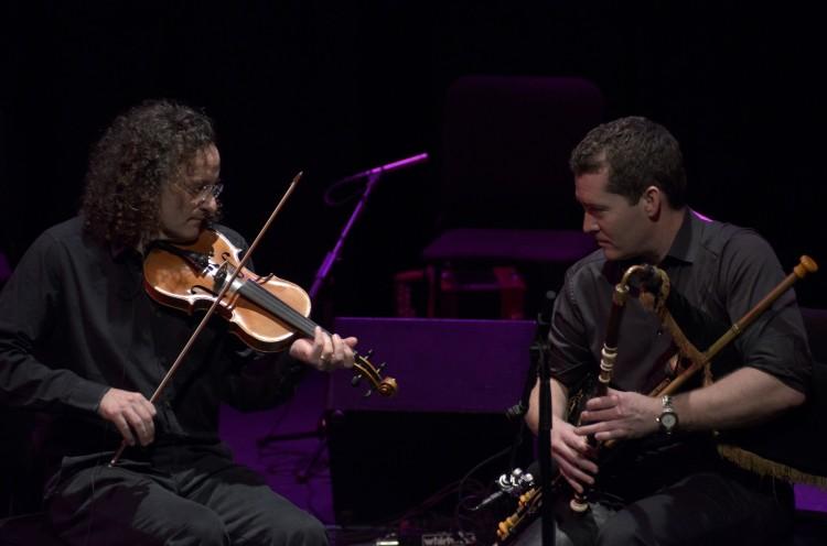 Martin Hayes & David Power Photo Credit Andrzej Pilarczyk