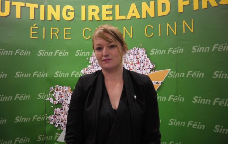 Clare Sinn Féin General Election candidate Noeleen Moran