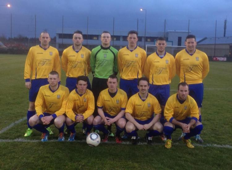 The Clare Oscar Traynor team.
