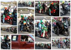 Saoirse Maria MCC / Doolin Harley Fest supporting The Samaritans at Ennistymon Parade. Pic Marie O'Donoghoe