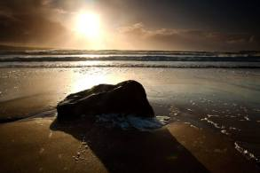 Sunset at Lahinch, Co Clare. Photo Ann O'Connell Images