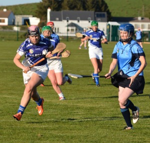 Action from Kilmaley vs Truagh/Clonlara. Picture: David Dillon