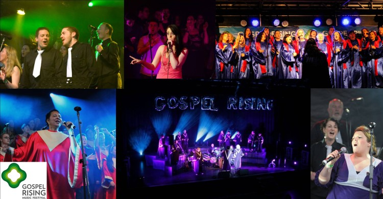Choirs tune up for Ireland's biggest gospel music festivaL