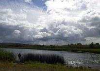 Ballycullinan lake near Corofin. Pic Mike McMahon