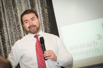 Mark Kellett was addressing over 250 local business people as part of a Magnet roadshow across the country last week.